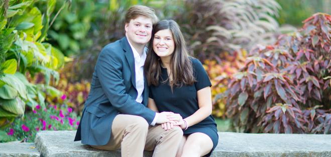 Congratulations, Lena & Drew!