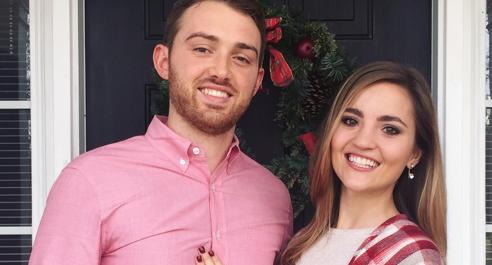 Congratulations, Danielle & Christopher!
