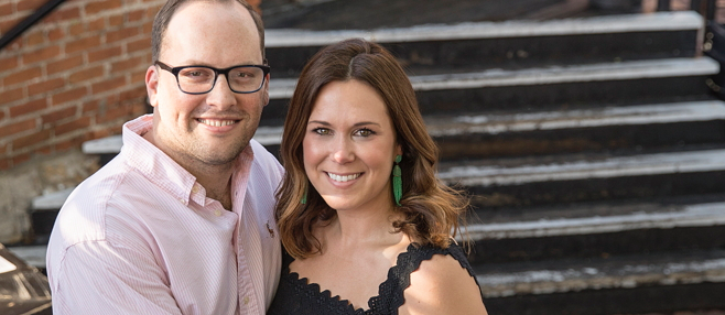 Congratulations, Ashley & Dan!
