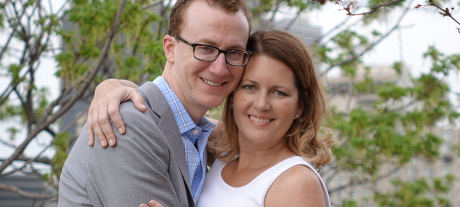 Congratulations, Katherine & Tyler!