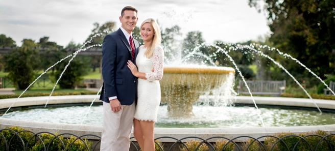 Congratulations, Megan & Jason!