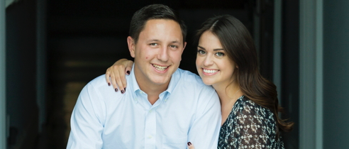 Congratulations, Katie & Duncan!