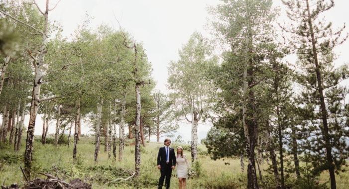 Congratulations, Mr. & Mrs. Lane!