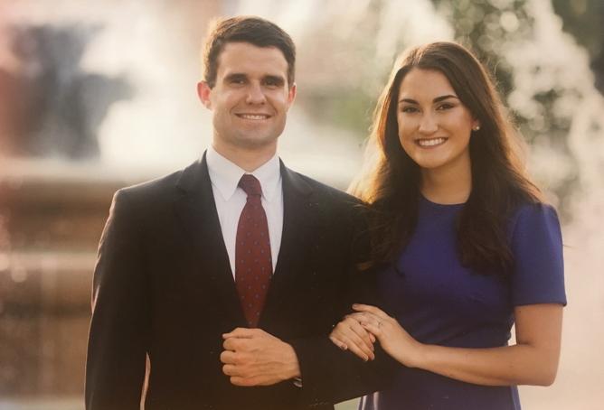 Congratulations, Caroline & Zack!