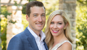 Congratulations, Sara & Andrew!