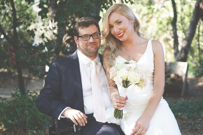 Congratulations, Mr. & Mrs. Miller!