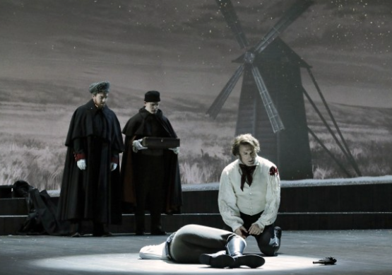 IN REVIEW: Lyric's open-hearted 'Onegin' strikes to the core of the work's humanity