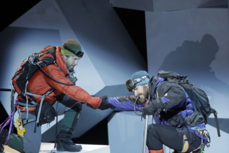 IN REVIEW: Lyric stages tuneful, visually striking new opera (and the weather outside is indeed frightful)