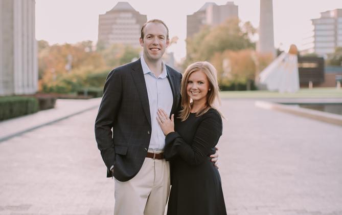 Congratulations, Lexie & Greg!