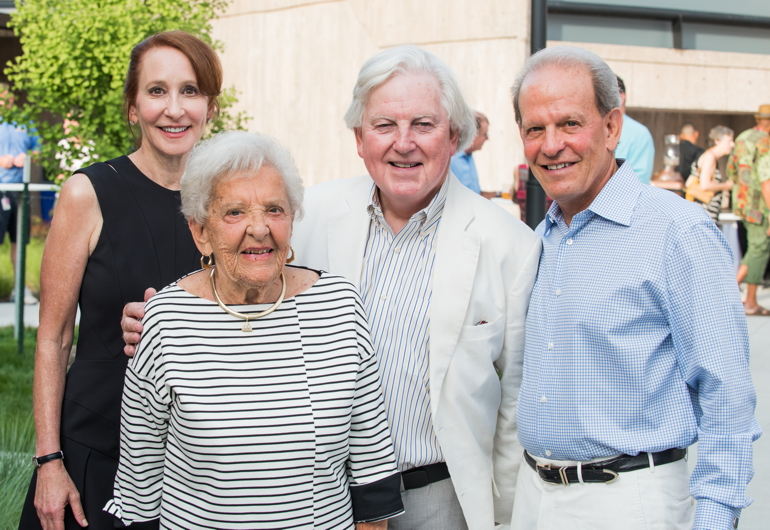 Cheers to Volunteers! – Sue and Lewis Nerman