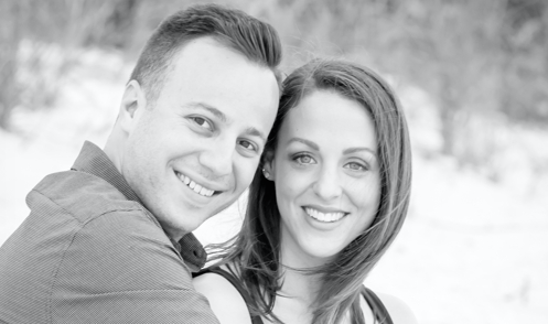 Congratulations, Lisa & Michael!