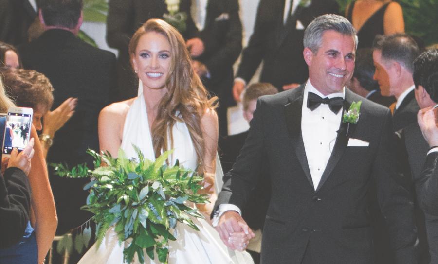 Congratulations, Mr. & Mrs. Scimeca!