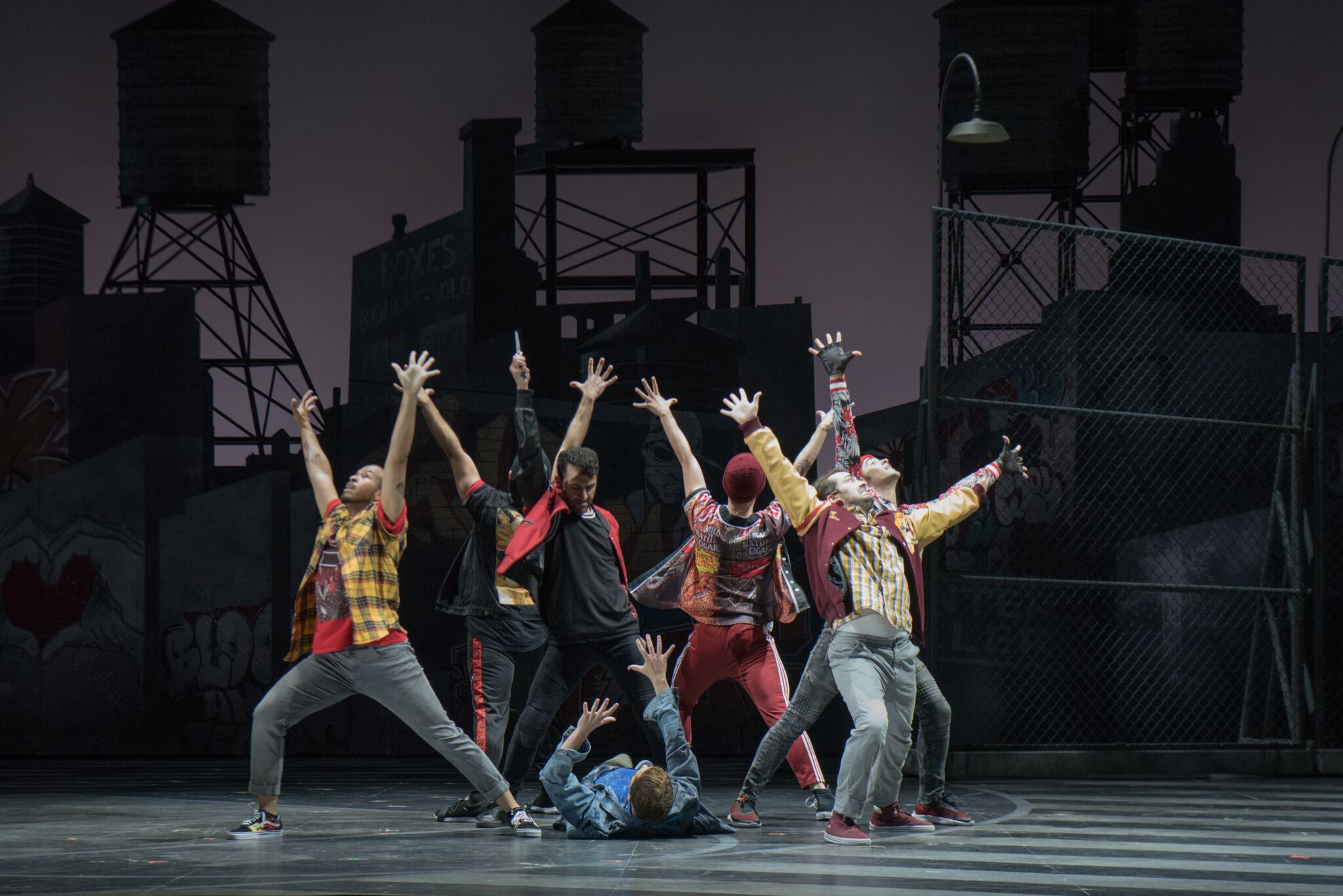 IN REVIEW: Lyric's 'West Side Story' shines light on the show's real star