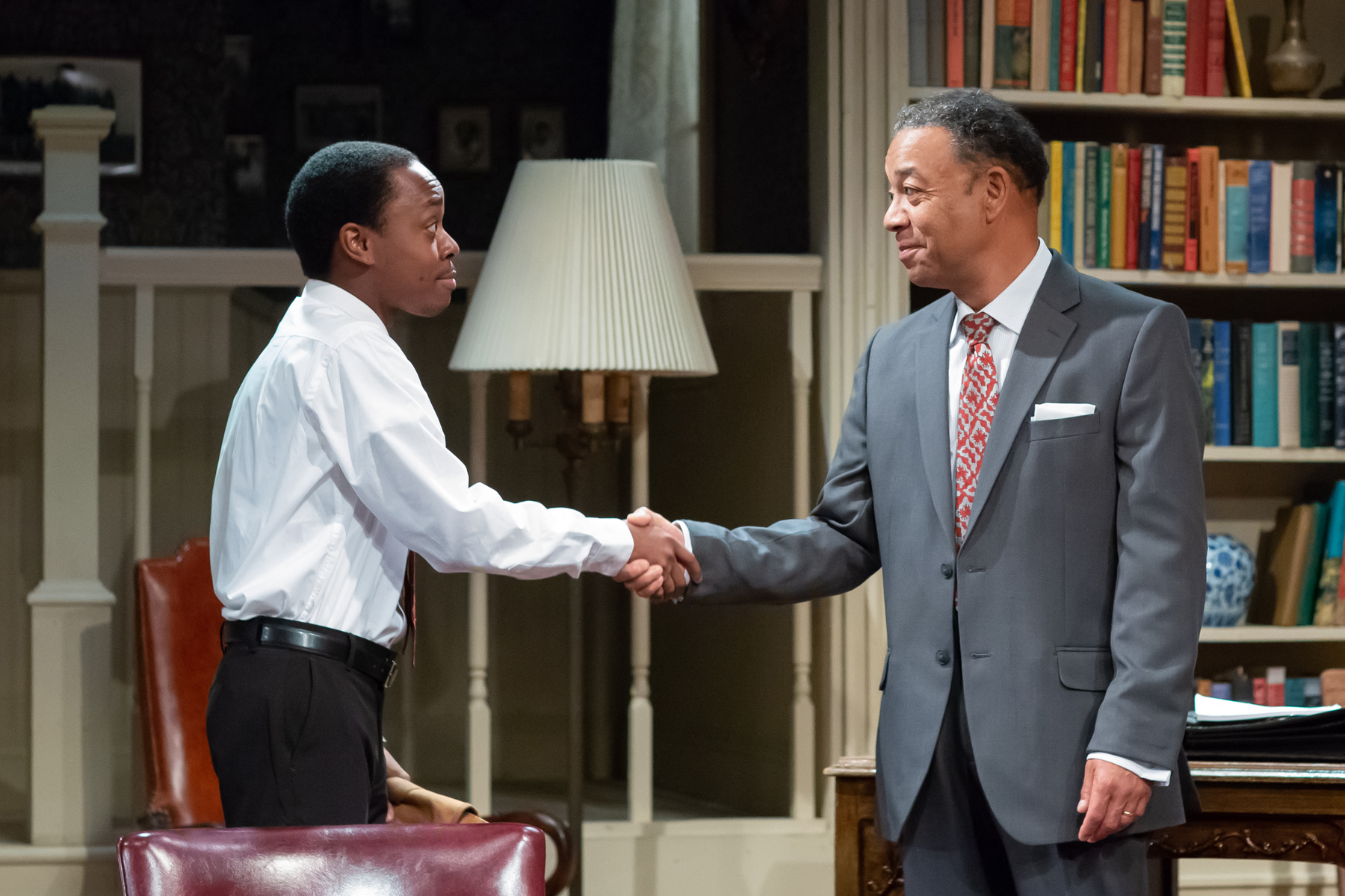 IN REVIEW: The Coterie's scintillating new MLK play is a must-see