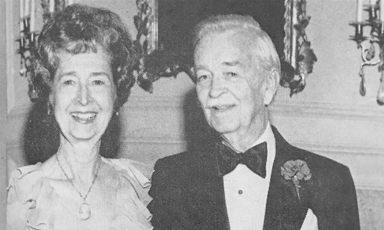 Frances and Winthrop Williams