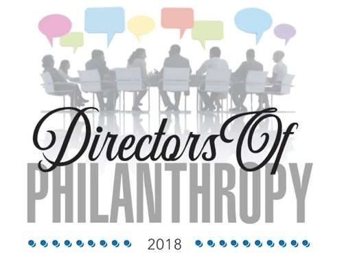 2018 Directors of Philanthropy