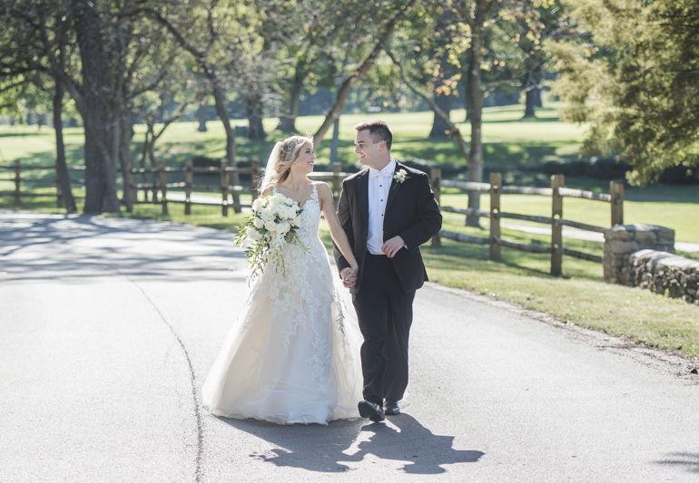 Congratulations, Mr. & Mrs. Jensen!