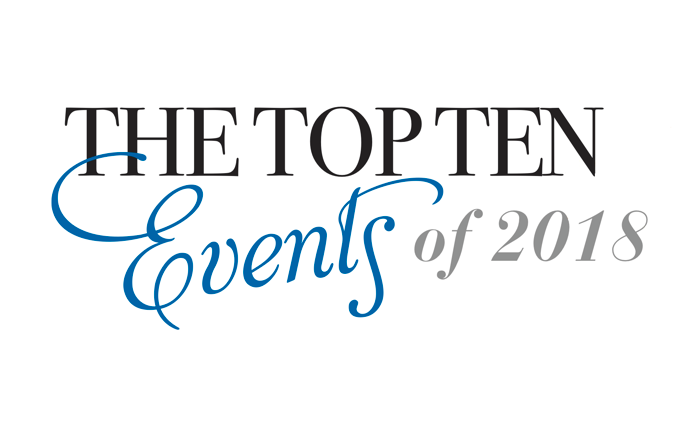 The Independent's Top Ten Events of 2018