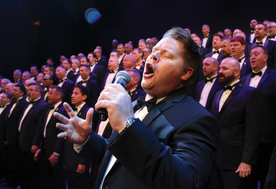 'BASTA!' Heartland Men's Chorus' world premiere marks 50th anniversary of gay-rights milestone