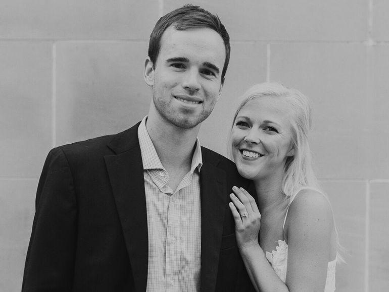 Congratulations, Ellie & Eric!