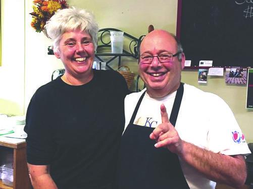 The Dish With Ann– Jovito's Italian Café