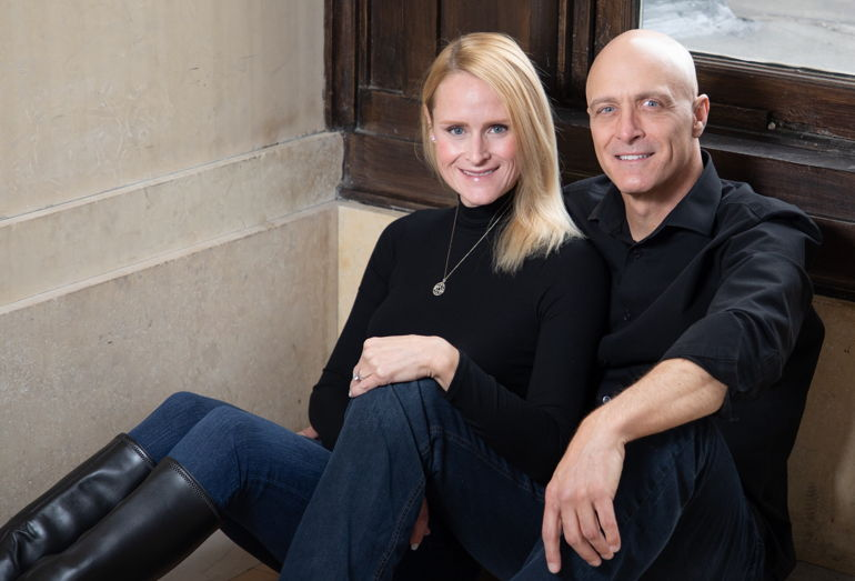 Congratulations, Paige & Todd!