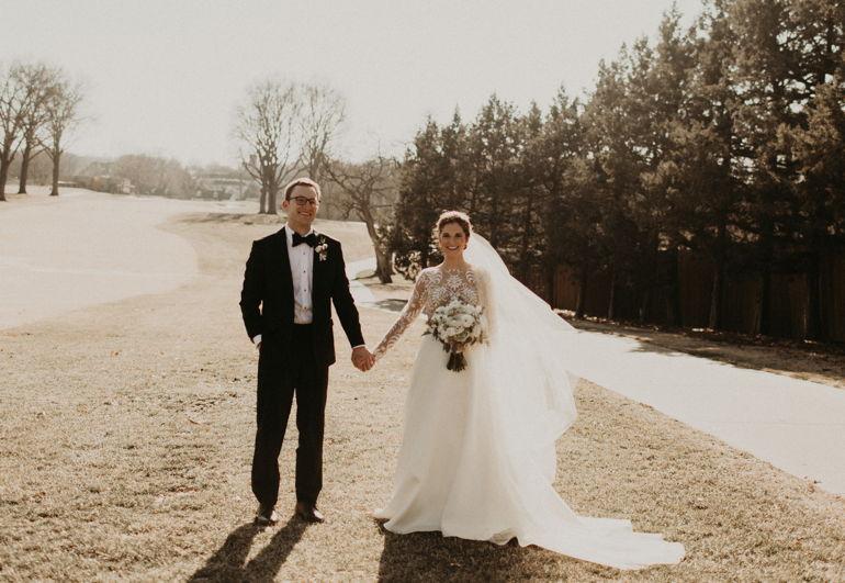 Congratulations, Margaret & Evan!