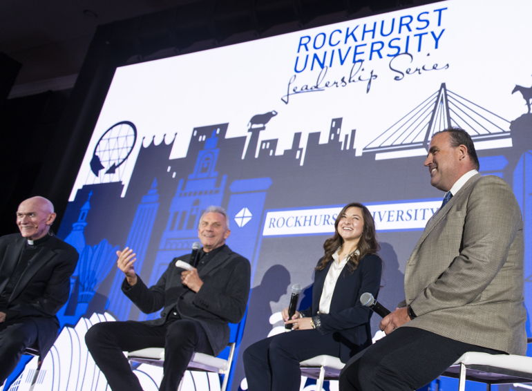 Rockhurst University – Leadership Series