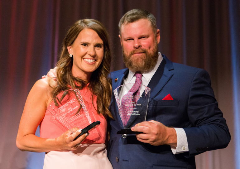 The Leukemia & Lymphoma Society – Man & Woman of the Year Grand Finale