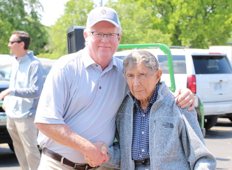 Catholic Charities of NE KS – Ben & Betty Zarda Family Golf Classic