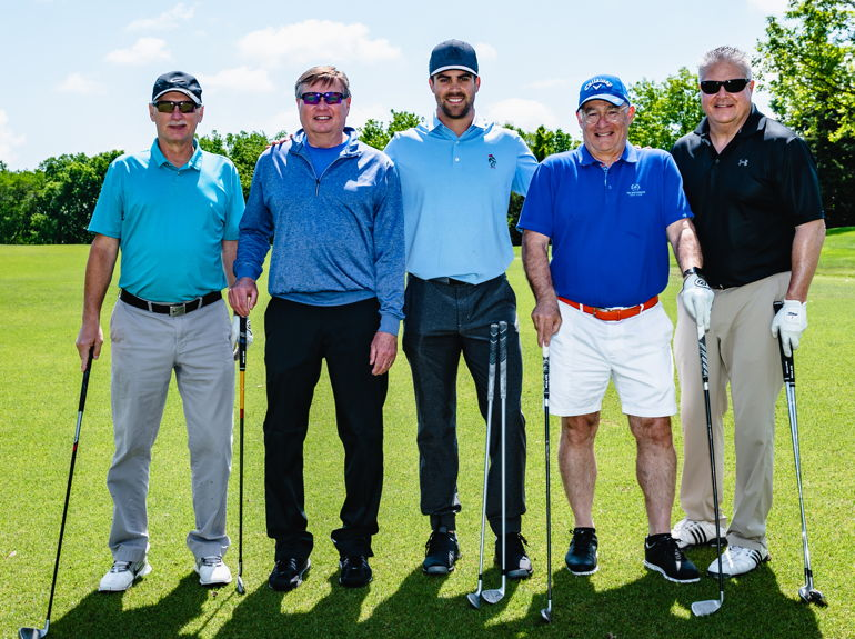Royals Charities – Celebrity Golf Tournament
