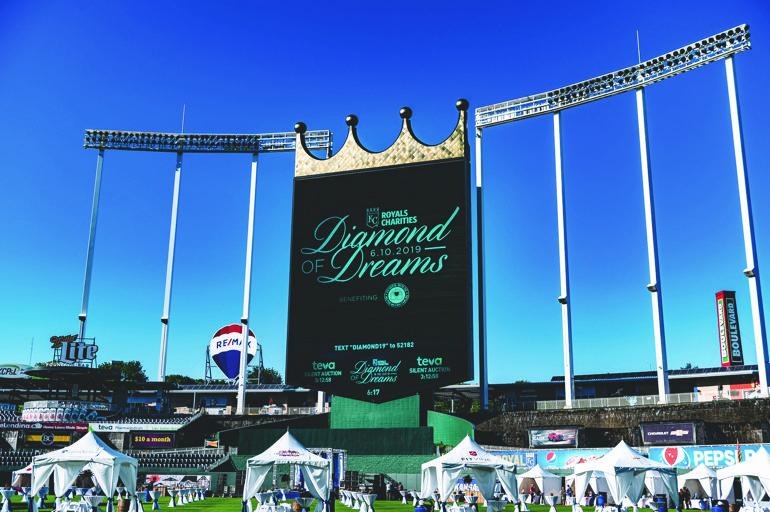 Royals Charities – Diamond of Dreams