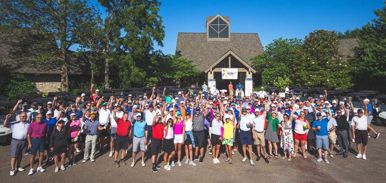 Kids TLC – Open Pairings Party & Open Golf Tournament