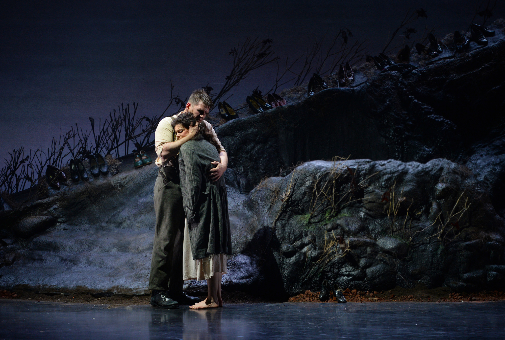 DEATH & DESPAIR IN DES MOINES: Metro Opera continues its remarkable ascent