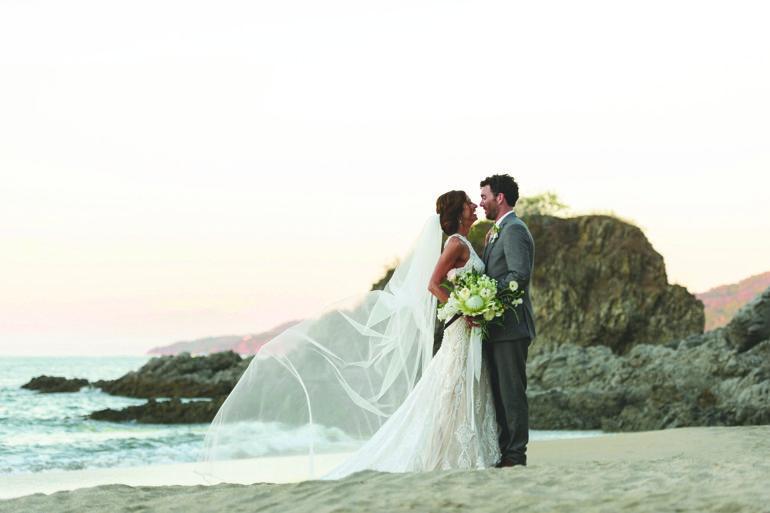 Congratulations, Alysa & Grant!