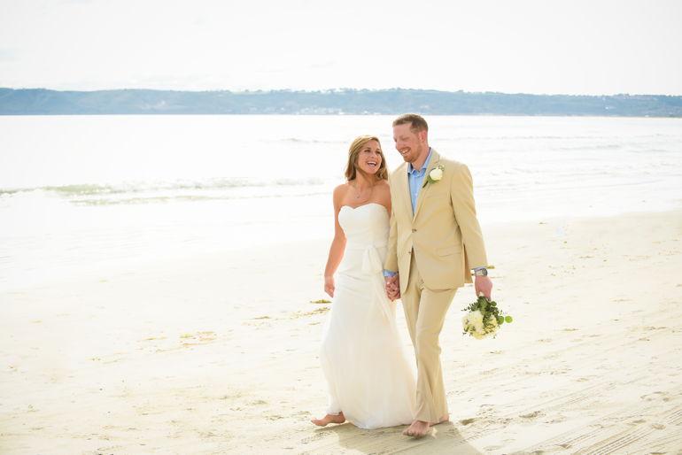 Congratulations, Mr. & Mrs. Frank!
