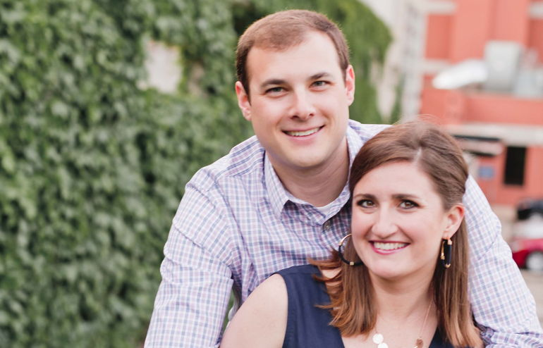 Congratulations, Lauren & Eric!
