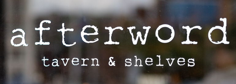 The Dish with Ann – Afterword Tavern & Shelves