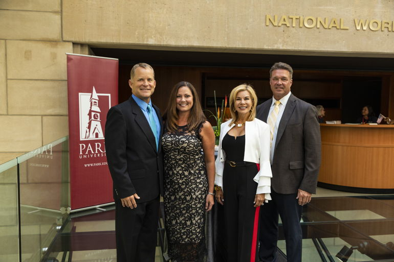 Park University – A Night at the Helm