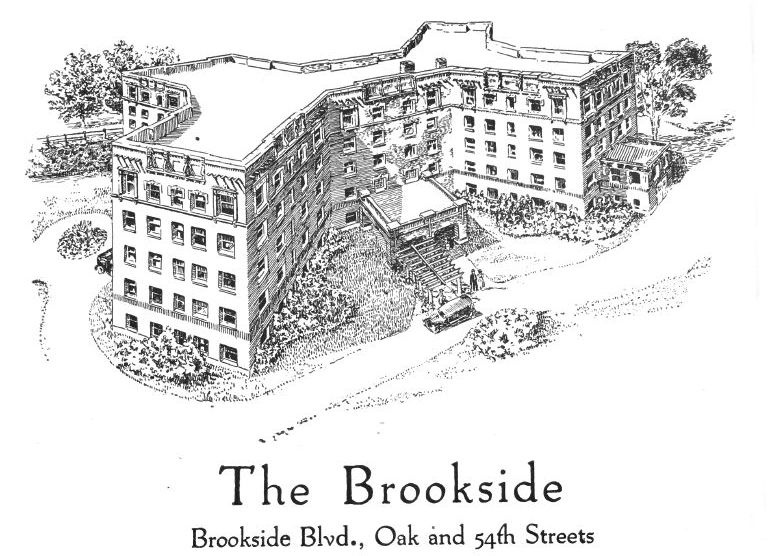 Toast to Olde Tymes – The Brookside Hotel