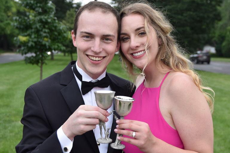 Congratulations, Victoria & Bryan!