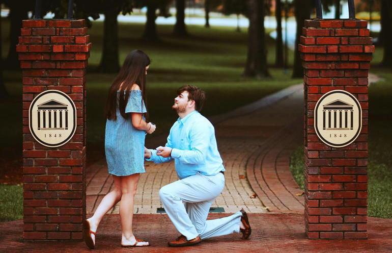 Congratulations, Sarah & Alec!