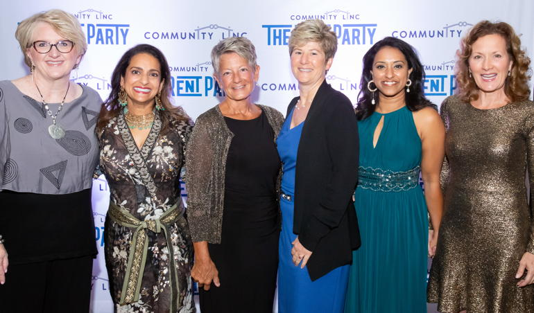 Community LINC – The 2019 Rent Party