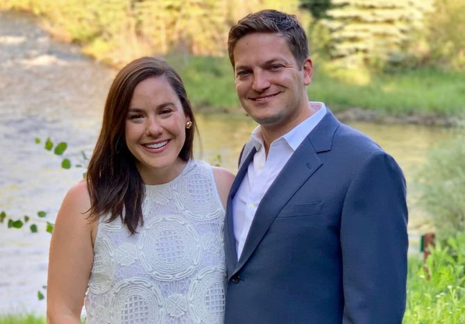 Congratulations, Sara & Stephen!