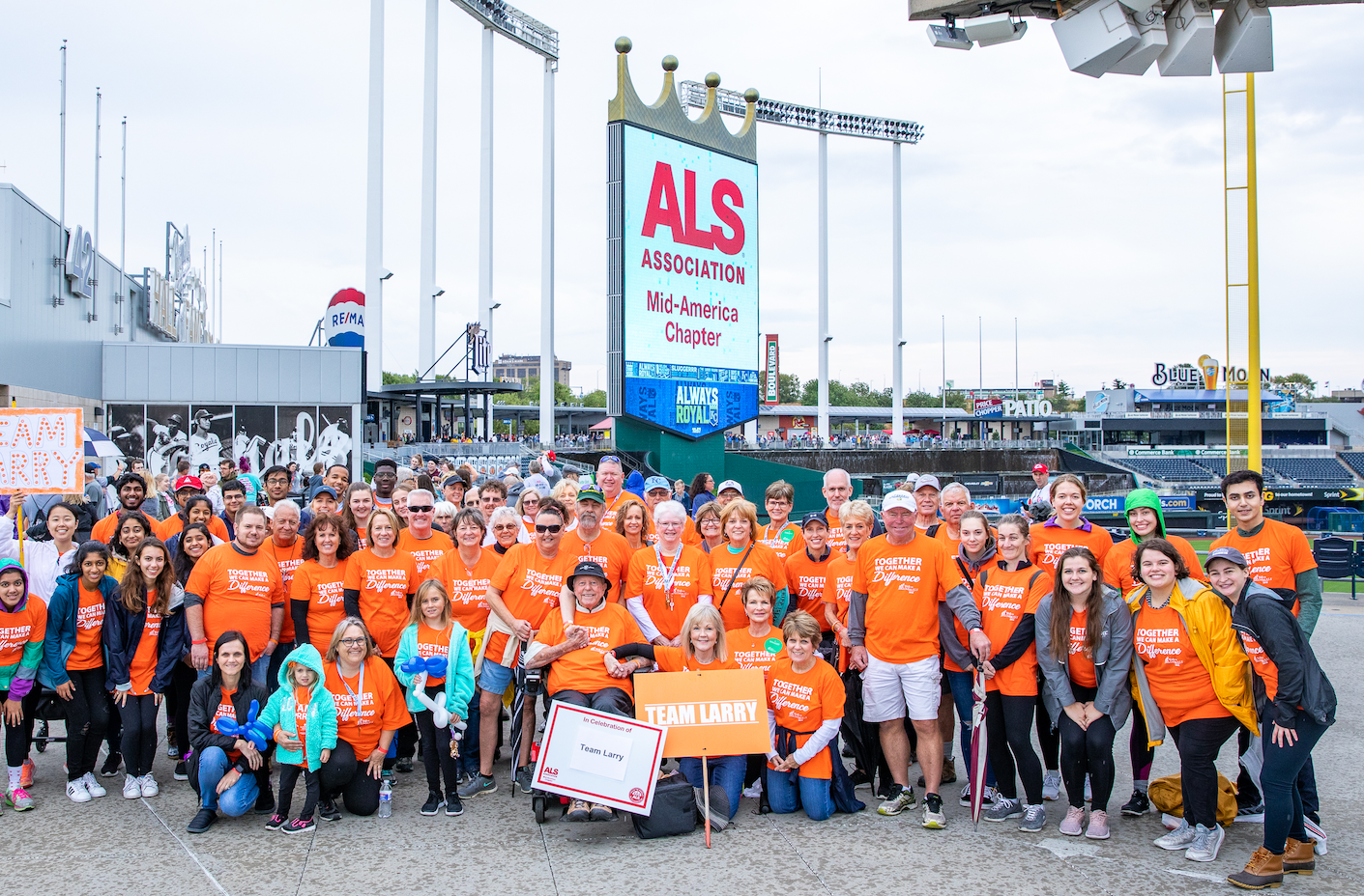 The ALS Association Mid-America Chapter – KC Walk to Defeat ALS