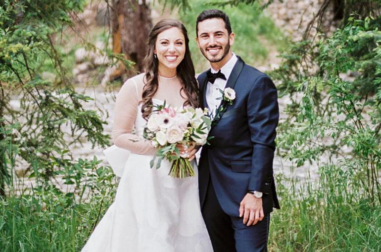 Congratulations, Alissa & Noah!