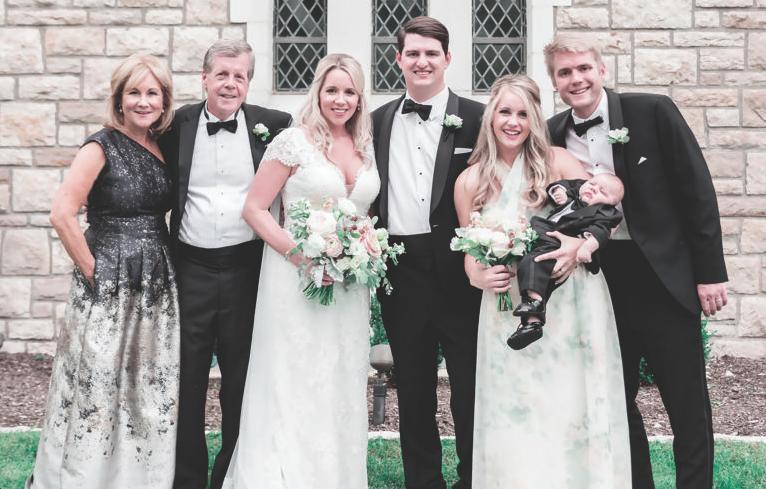 Congratulations, Katherine & Cameron!