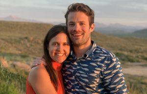 Congratulations, Maggie & Jack!