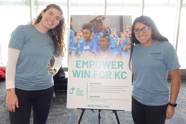 WIN for KC – Women's Sports Awards Celebration