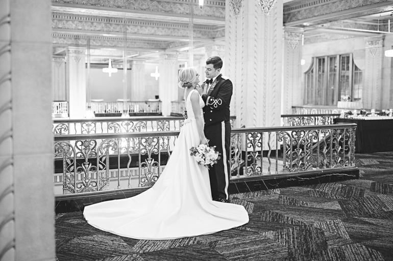 Congratulations, Emily & Trevor!